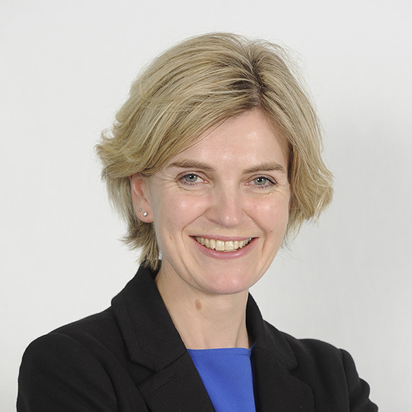 Photograph of Cath Denholm, Director of Strategy