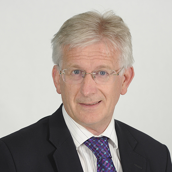 Photograph of Andrew Fraser, Director of Public Health Science